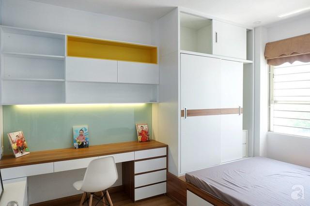 Căn hộ 78m² với 3 phòng ngủ có chi phí thi công 262 triệu đồng ở Long Biên, Hà Nội - Ảnh 24.