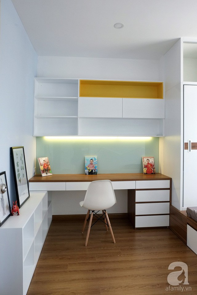 Căn hộ 78m² với 3 phòng ngủ có chi phí thi công 262 triệu đồng ở Long Biên, Hà Nội - Ảnh 25.