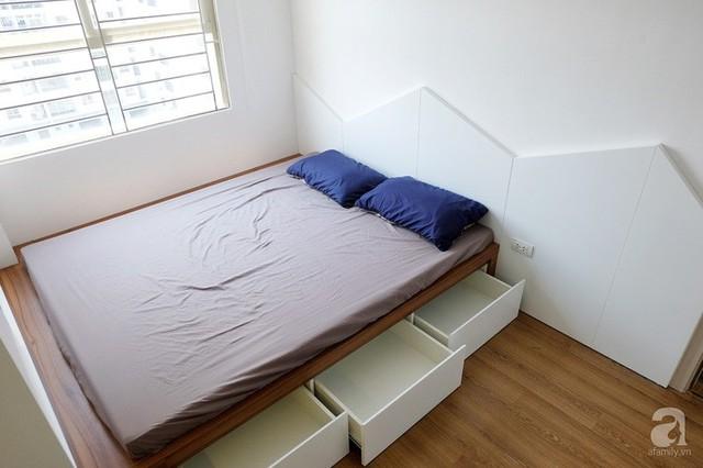 Căn hộ 78m² với 3 phòng ngủ có chi phí thi công 262 triệu đồng ở Long Biên, Hà Nội - Ảnh 26.