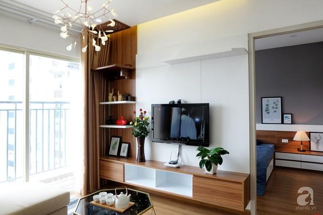 Căn hộ 78m² với 3 phòng ngủ có chi phí thi công 262 triệu đồng ở Long Biên, Hà Nội - Ảnh 5.