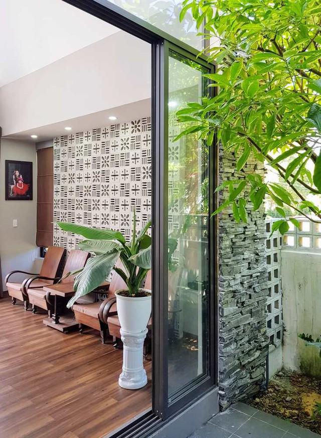 [Ảnh] Kiến trúc đẹp và sang trọng của nhà 1 tầng ở Đồng Hới - Ảnh 6.