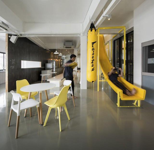 Những không gian co-working độc đáo có thể khiến bạn làm việc đến quên giờ về! - Ảnh 6.