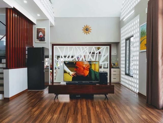 [Ảnh] Kiến trúc đẹp và sang trọng của nhà 1 tầng ở Đồng Hới - Ảnh 7.