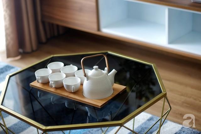 Căn hộ 78m² với 3 phòng ngủ có chi phí thi công 262 triệu đồng ở Long Biên, Hà Nội - Ảnh 7.