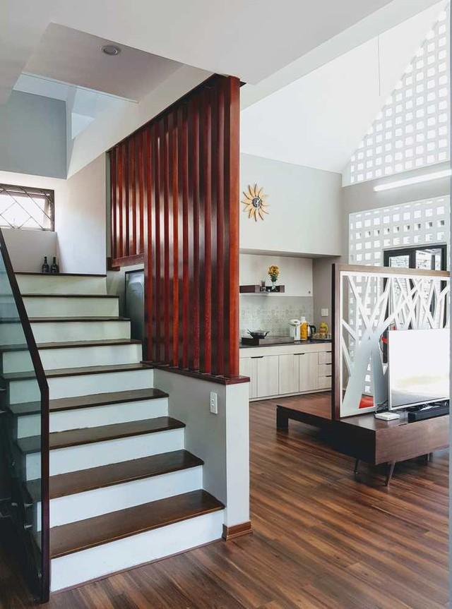 [Ảnh] Kiến trúc đẹp và sang trọng của nhà 1 tầng ở Đồng Hới - Ảnh 9.