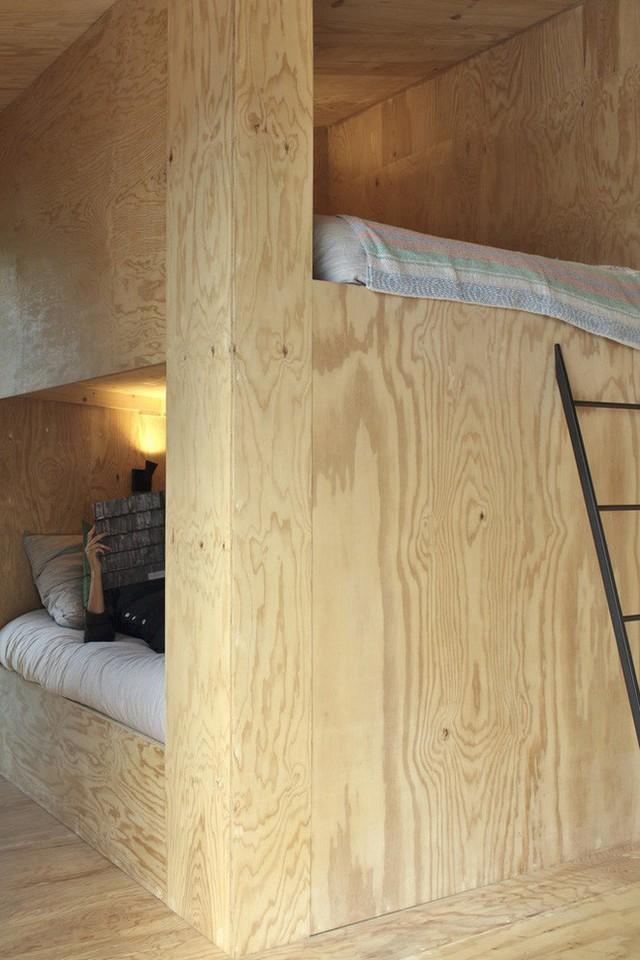 Độc đáo với cabin 22m2 có 2 phòng ngủ riêng biệt - Ảnh 2.