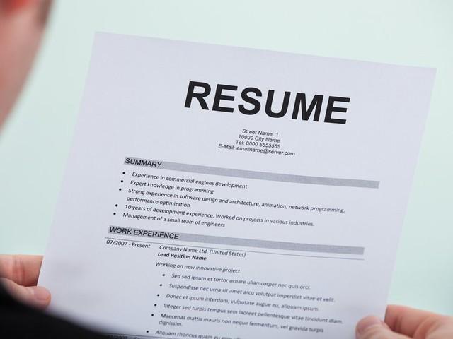 30 điều bạn nên xóa bỏ khỏi đơn xin việc của mình ngay lập tức - Ảnh 10.