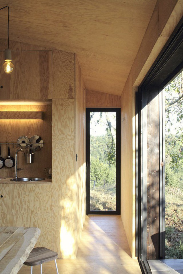Độc đáo với cabin 22m2 có 2 phòng ngủ riêng biệt - Ảnh 3.