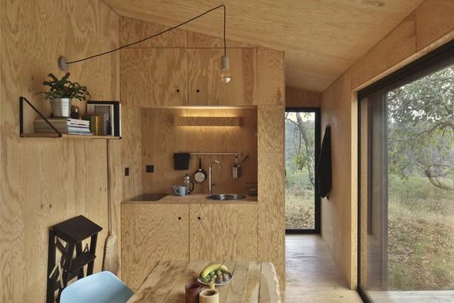 Độc đáo với cabin 22m2 có 2 phòng ngủ riêng biệt - Ảnh 4.