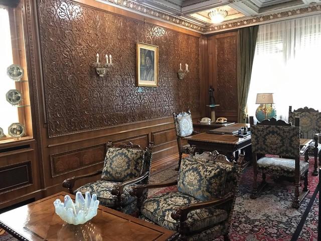 Du lịch thế giới có gì: Dinh thự nhà độc tài Ceausescu tại Cộng Hòa Romania thu hút du khách Việt - Ảnh 4.