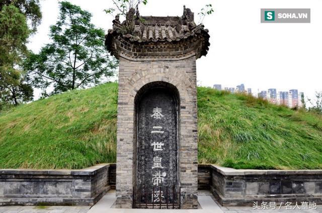 Lăng mộ Tần Thủy Hoàng bề thế nhưng mộ con trai kế vị lại như thường dân: Vì đâu nên nỗi? - Ảnh 3.