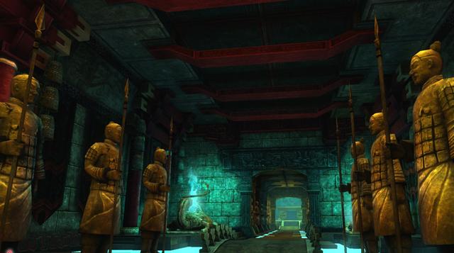 Lăng mộ Tần Thủy Hoàng bề thế nhưng mộ con trai kế vị lại như thường dân: Vì đâu nên nỗi? - Ảnh 4.