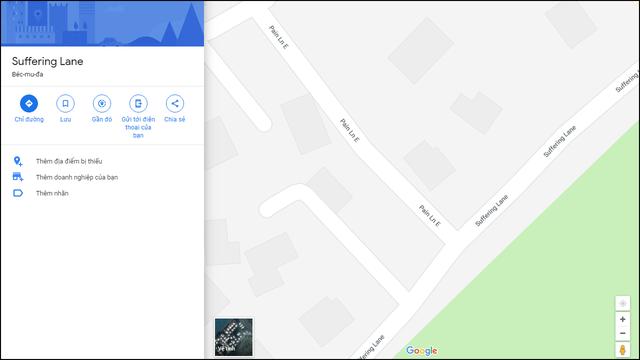 Bó tay với 10 địa danh trời ơi đất hỡi trên Google Maps, cho tiền cũng không thèm đến - Ảnh 6.
