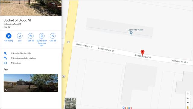 Bó tay với 10 địa danh trời ơi đất hỡi trên Google Maps, cho tiền cũng không thèm đến - Ảnh 10.
