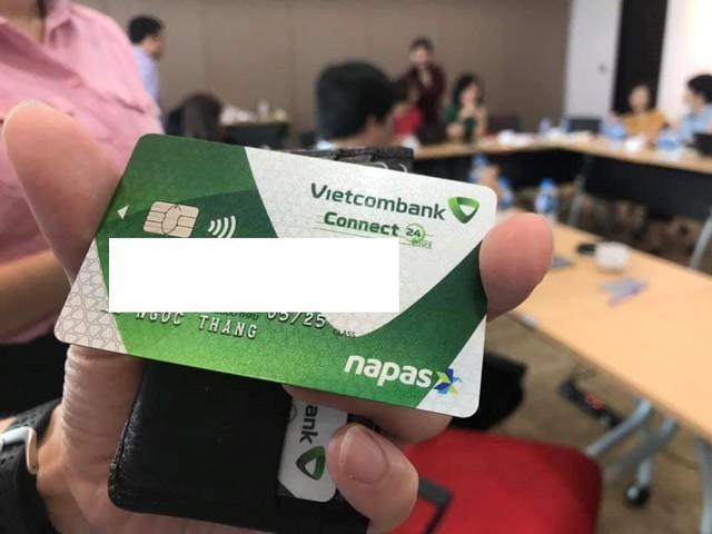 Cuối năm 2019, 21 triệu thẻ ATM sẽ chuyển đổi sang thẻ chip - Ảnh 1.