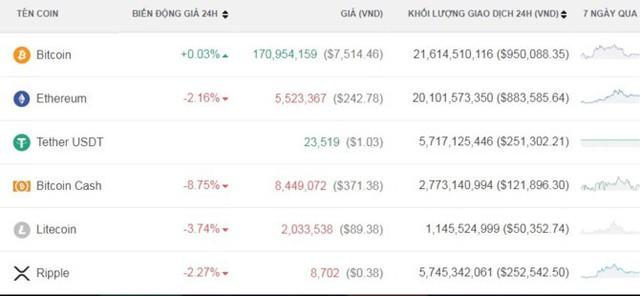 Bitcoin lùi về 7.000 USD để sớm phá mốc 20.000 USD? - Ảnh 1.