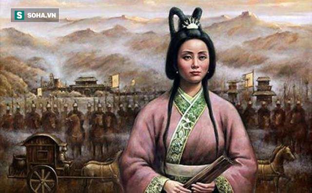 Người phụ nữ liễu yếu đào tơ được Tần Thủy Hoàng cả một đời nể trọng, ban đặc ân là ai? - Ảnh 1.