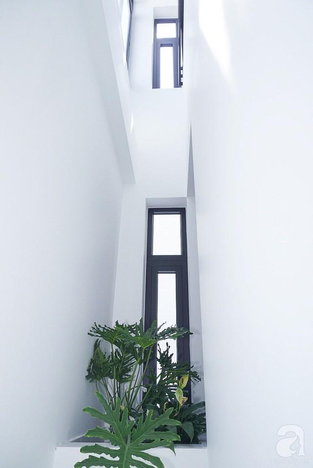 Nhà phố 40m², chiều ngang chỉ 1,8m vẫn đẹp mê hoặc cho gia đình 3 thế hệ sinh sống ở Sài Gòn - Ảnh 18.