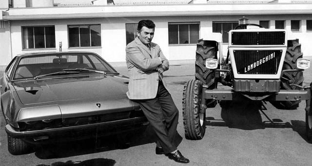 [Chuyện thương hiệu] Lamborghini: Từ hãng máy kéo thành huyền thoại siêu xe nhờ lời chế giễu của Ferrari - Ảnh 3.