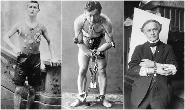 5 ảo thuật gia sinh nghề tử nghiệp gây ám ảnh: Người bị khán giả đấm chết, kẻ bị chính mánh khoé của mình đoạt mạng - Ảnh 3.