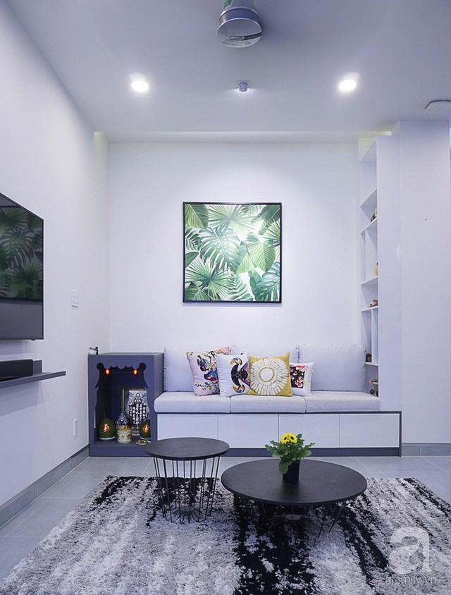 Nhà phố 40m², chiều ngang chỉ 1,8m vẫn đẹp mê hoặc cho gia đình 3 thế hệ sinh sống ở Sài Gòn - Ảnh 5.