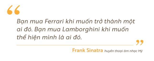 [Chuyện thương hiệu] Lamborghini: Từ hãng máy kéo thành huyền thoại siêu xe nhờ lời chế giễu của Ferrari - Ảnh 6.