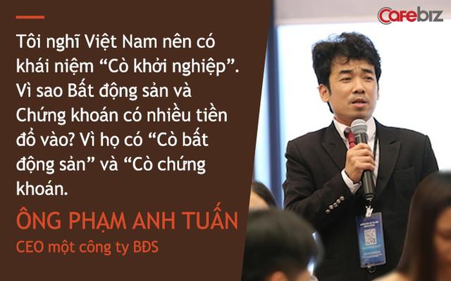 Các chuyên gia hiến kế cho khởi nghiệp ở Việt Nam: Đề xuất mô hình Cà phê với Thủ tướng, nên có khái niệm Cò khởi nghiệp - Ảnh 2.
