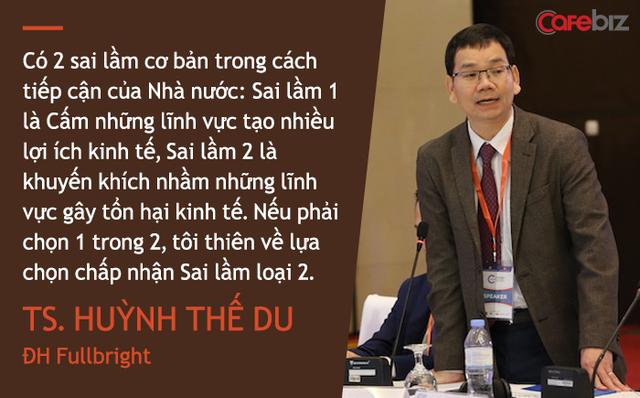 Các chuyên gia hiến kế cho khởi nghiệp ở Việt Nam: Đề xuất mô hình Cà phê với Thủ tướng, nên có khái niệm Cò khởi nghiệp - Ảnh 1.