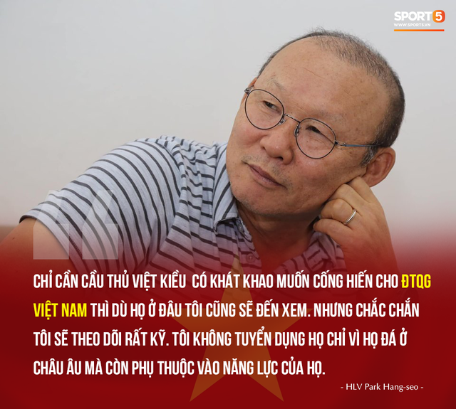HLV Park Hang-seo sẽ sang châu Âu làm điều chưa từng có trong lịch sử bóng đá Việt Nam - Ảnh 4.