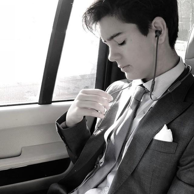 CEO trẻ nhất nước Anh: Sinh năm 2005, sở hữu combo đẹp trai và tài năng khiến người khác ngưỡng mộ hết nấc - Ảnh 13.