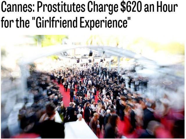 Đằng sau hào quang của LHP Cannes: Nơi kiếm tiền của gái bán dâm hạng sang, có người kiếm được cả tỷ đồng cho một lần qua đêm cùng đại gia - Ảnh 3.