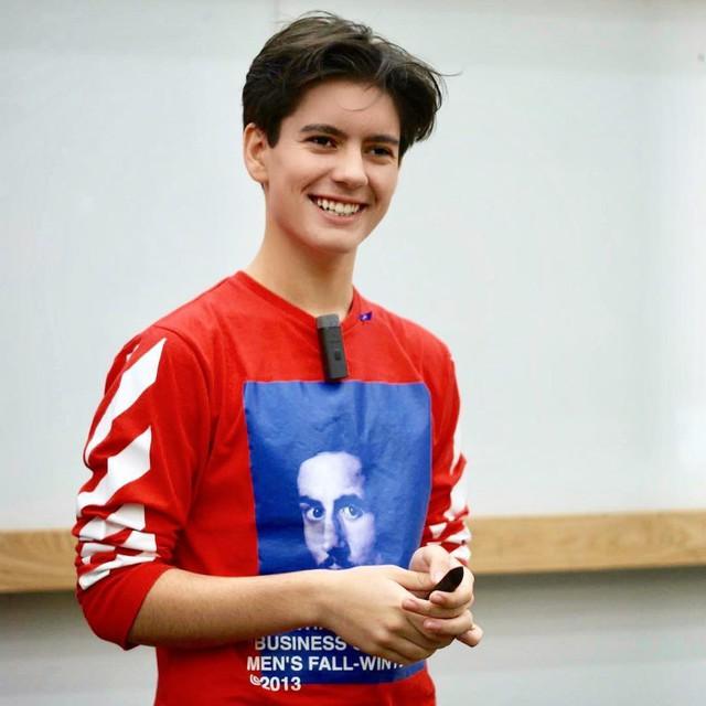 CEO trẻ nhất nước Anh: Sinh năm 2005, sở hữu combo đẹp trai và tài năng khiến người khác ngưỡng mộ hết nấc - Ảnh 10.