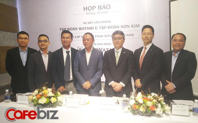 Chủ tịch Sơn Kim tiết lộ kế hoạch đổ 100 triệu USD xây dựng chuỗi cung ứng bán lẻ trải dài khắp nước, muốn trở thành bá chủ ngành F&B Việt Nam - Ảnh 2.