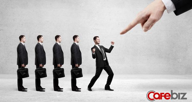 Muốn nhân tài trong công ty không ra đi, sếp hãy cẩn trọng 6 trường hợp sau - Ảnh 1.