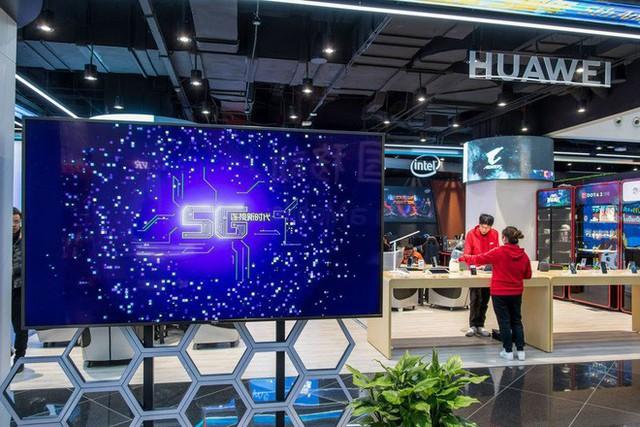 Con đường bành trướng toàn cầu của Huawei đã chính thức khép lại - Ảnh 1.