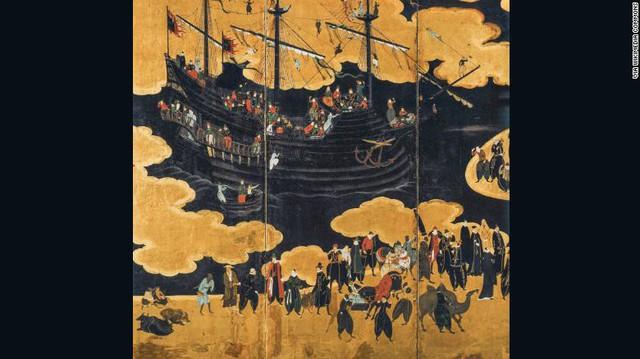 Huyền thoại về samurai da màu đầu tiên: Từ bị nhầm lẫn là đại hắc thần đến trợ thủ đắc lực cho lãnh chúa khét tiếng nhất Nhật Bản - Ảnh 2.