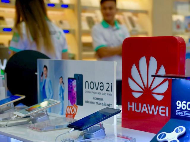 Tham vọng khó thành của Huawei tại thị trường Việt Nam - Ảnh 2.