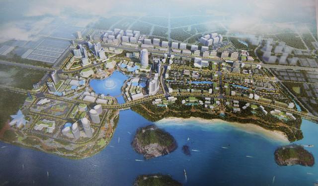 Xây nhà 9 tầng mất 10 năm, DOJI lại mơ siêu dự án ở Vân Đồn - Ảnh 2.