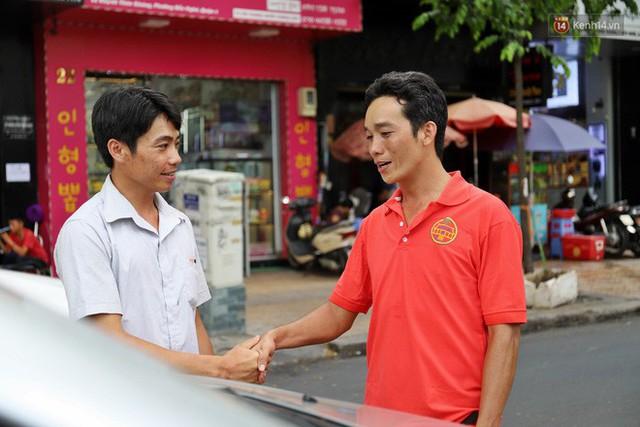Chuyện người chiến sỹ CSGT được anh em tài xế Sài Gòn gọi bằng cái tên thân mật: Anh Đạt kích bình, cứ gọi là có - Ảnh 15.
