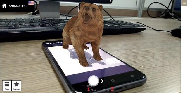 Hướng dẫn tạo hình chiếu động vật 4D đang được cư dân mạng thi nhau làm - Ảnh 4.