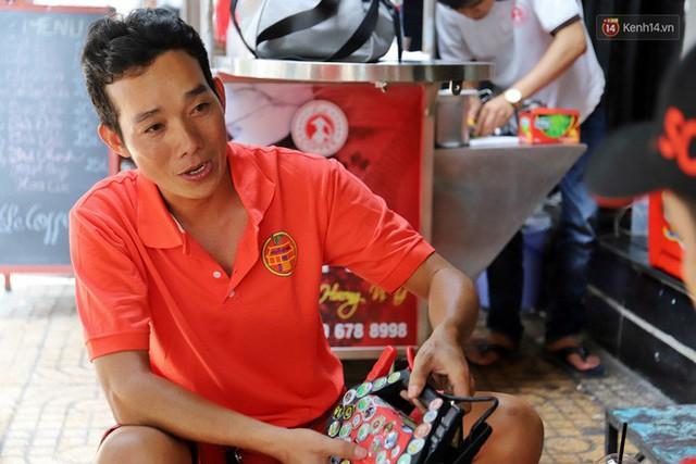Chuyện người chiến sỹ CSGT được anh em tài xế Sài Gòn gọi bằng cái tên thân mật: Anh Đạt kích bình, cứ gọi là có - Ảnh 14.
