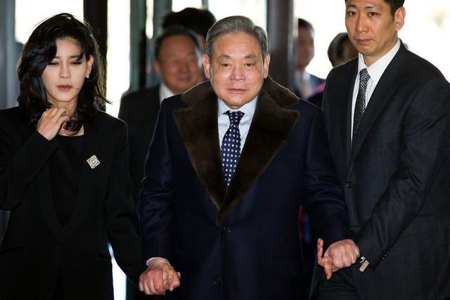 Gia đình sáng lập Samsung đối mặt khoản thuế thừa kế gần 7 tỷ USD - Ảnh 1.