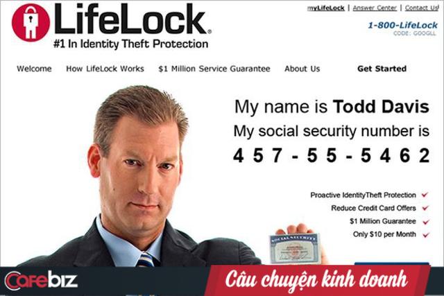 """Công khai danh tính để chứng tỏ khả năng bảo mật, CEO Lifelock bị mạo danh hàng chục lần, phạt 12 triệu USD vì """"quảng cáo gian dối"""" - Ảnh 5."""
