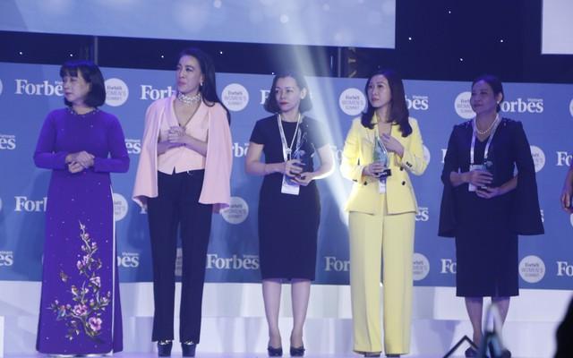 """Forbes Việt Nam gọi tên bà Nguyễn Bạch Điệp, Mai Kiều Liên, """"bà Thảo VietJet""""... trong danh sách 20 nữ tướng quyền lực nhất mảng kinh doanh"""