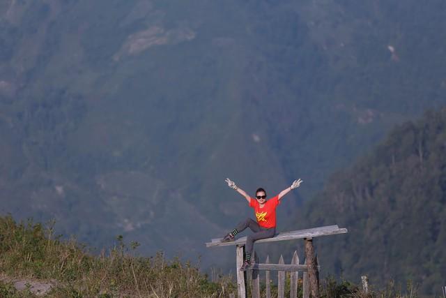 Bộ ảnh ghi trọn cảnh thần tiên đẹp đến nao lòng trên đỉnh Ky Quan San: Thu vào tầm mắt muôn trùng nước non chính là đây! - Ảnh 14.