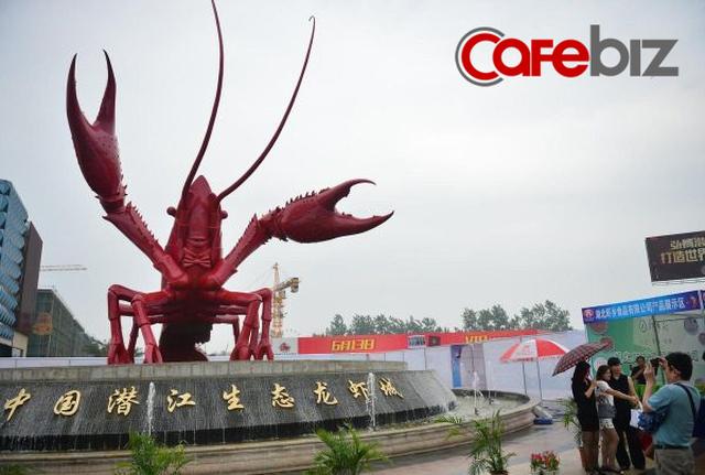 Không sợ hãi, Trung Quốc biến tôm hùm đất thành ngành kinh doanh 40 tỷ USD ngay trên đồng ruộng - Ảnh 5.