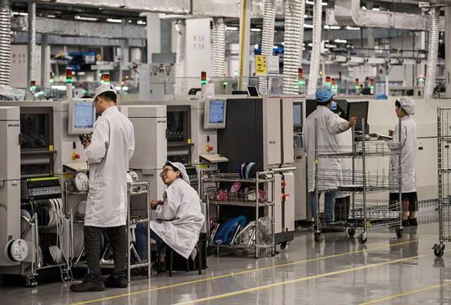 Khám phá 'tổng hành dinh' của Huawei - Ảnh 3.