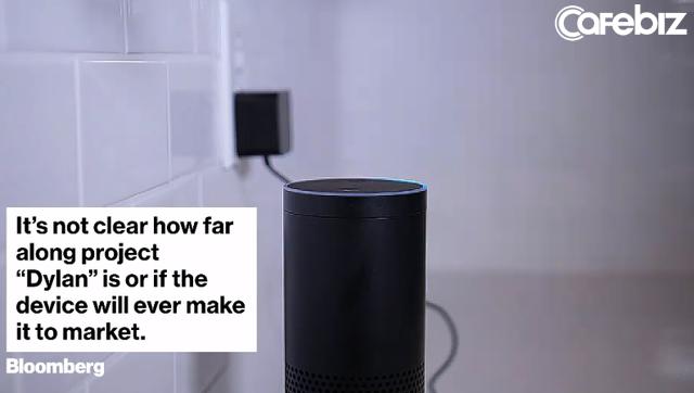 Amazon đang tạo ra thiết bị tinh ý và chu đáo hơn cả người yêu của bạn: Gợi ý công thức nấu cháo ngay khi thấy bạn bị ho - Ảnh 1.