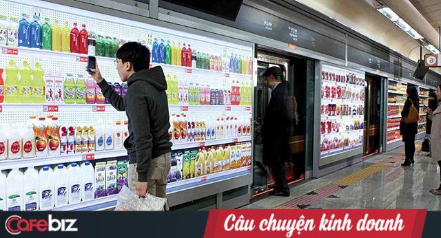 """Tesco virtual store đã làm gì để """"nuốt trọn"""" thị trường bán lẻ online Hàn Quốc? Những thách thức nào đang đón chờ """"VinMart 4.0""""? - Ảnh 1."""