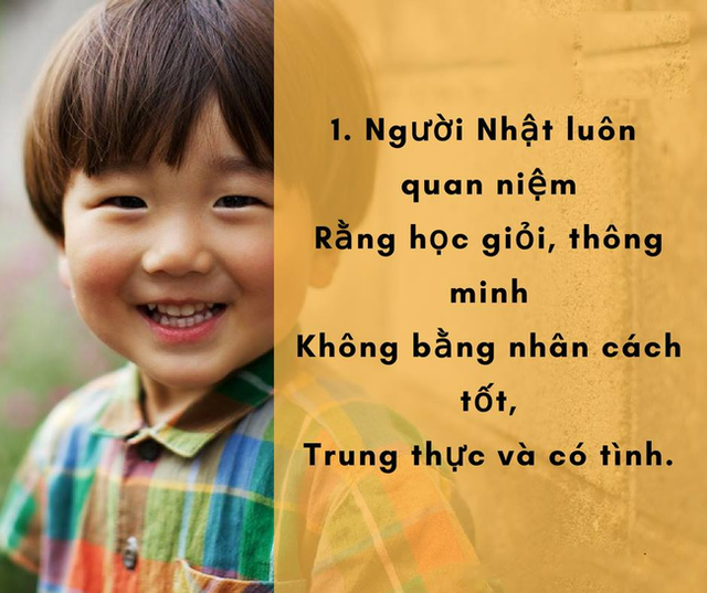 Nhìn lại cách người Nhật dạy con khiến cả thế giới ngưỡng mộ, mọi cha mẹ Việt đều có thể học theo - Ảnh 1.
